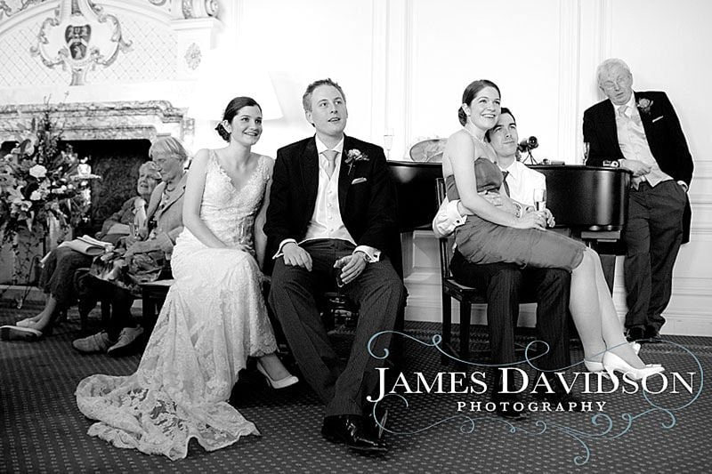 Madingley Hall wedding speeches