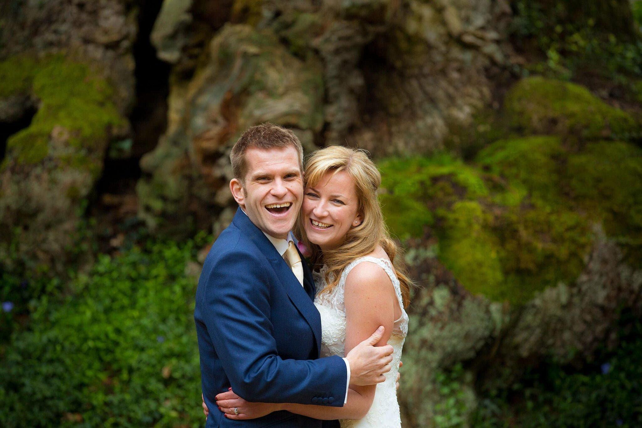 Ramster Hall wedding photography of Greta & Matt