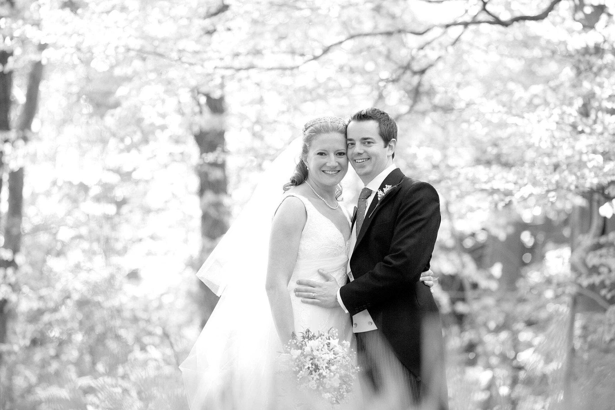 Yarlington House wedding photography of Liz & Tom