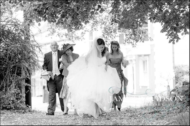 Durham University wedding photographer