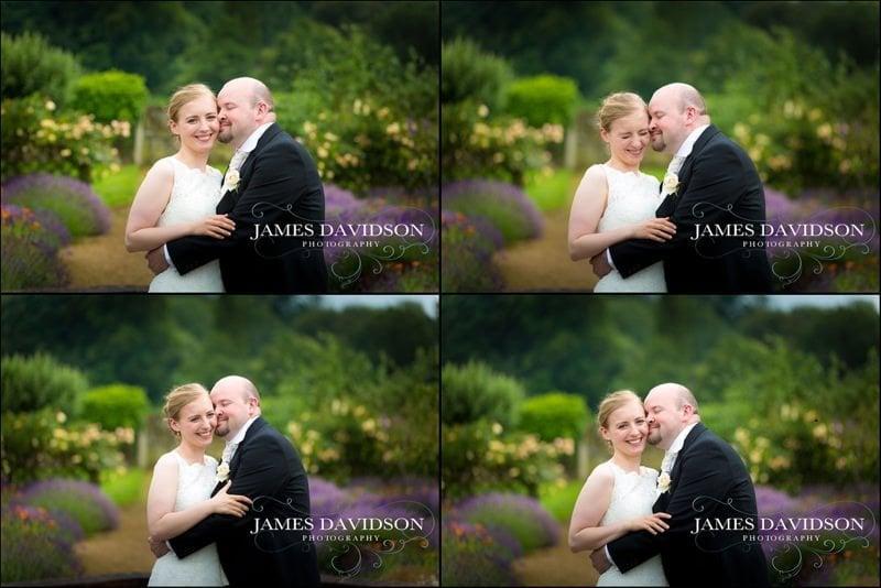 Walled Gardens Cowdray wedding photography