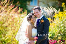 wedding photography at the Barn at Bury Court