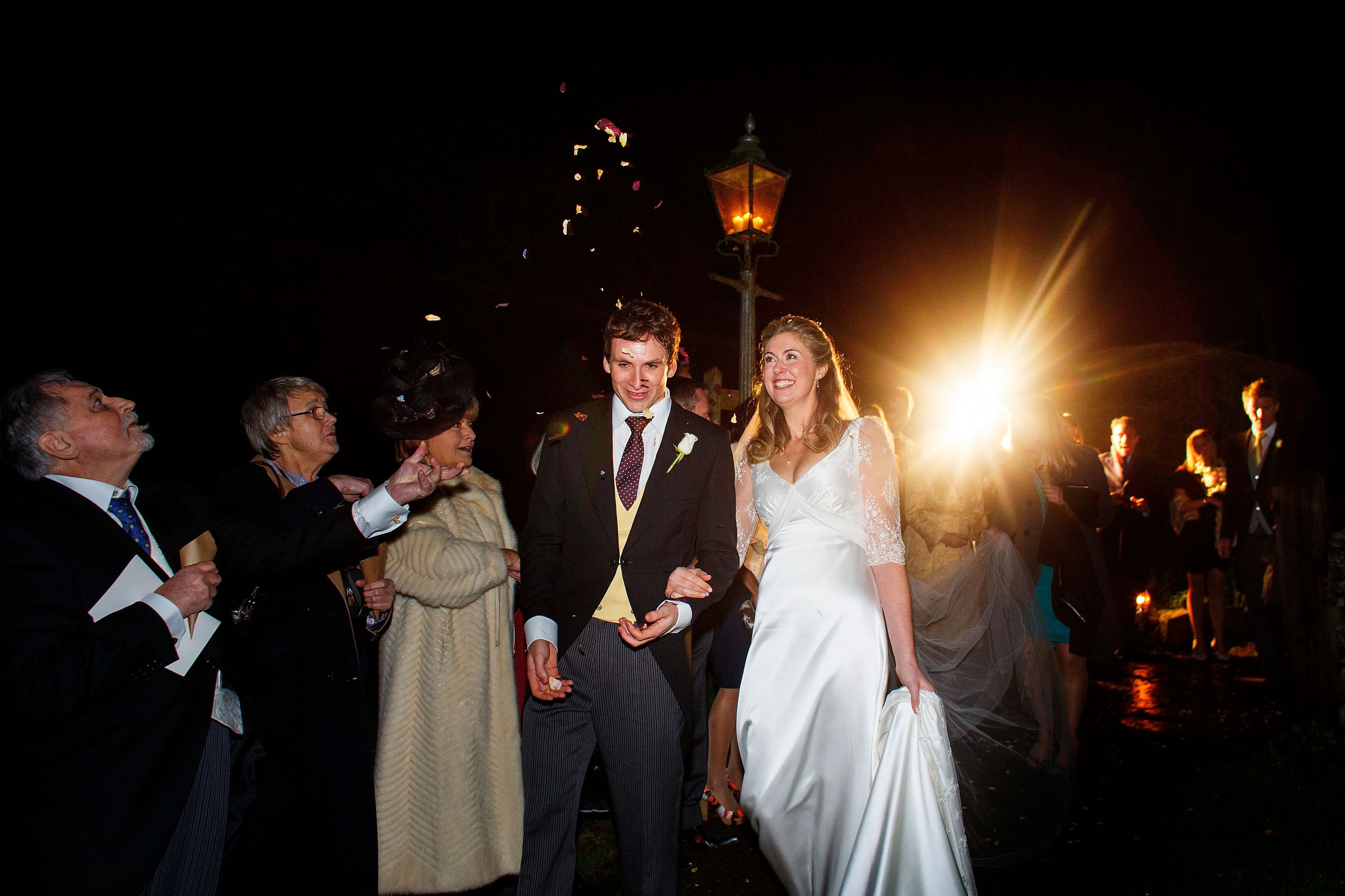 Hereford wedding photography   before & after