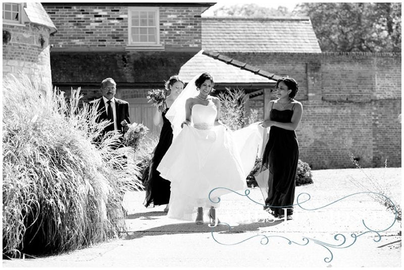 bury court barn wedding