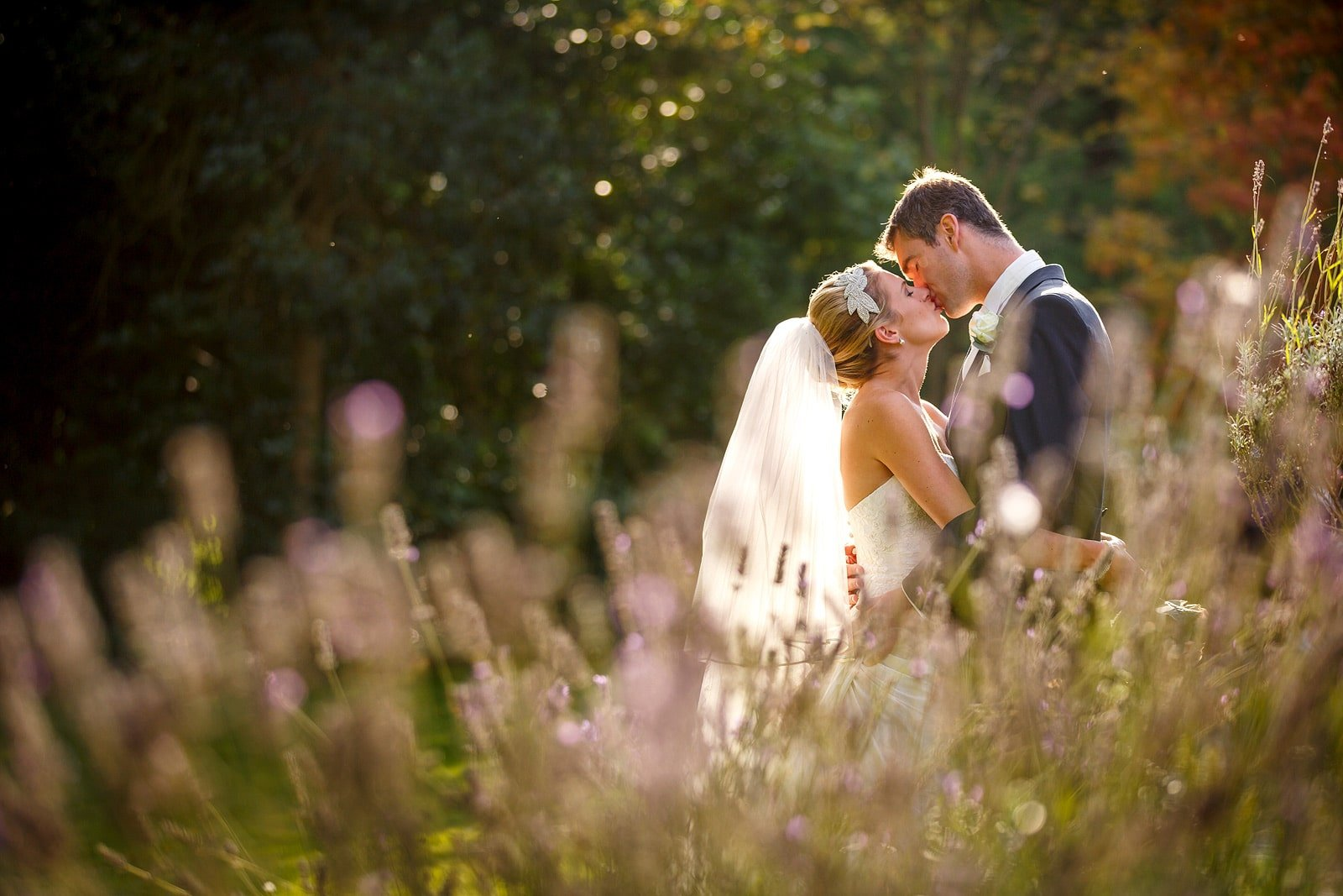 Nether Winchendon House wedding of Kelly and Aidan