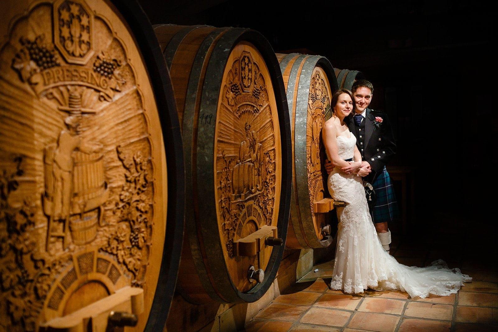 Denbies Wine Estate wedding | Just One