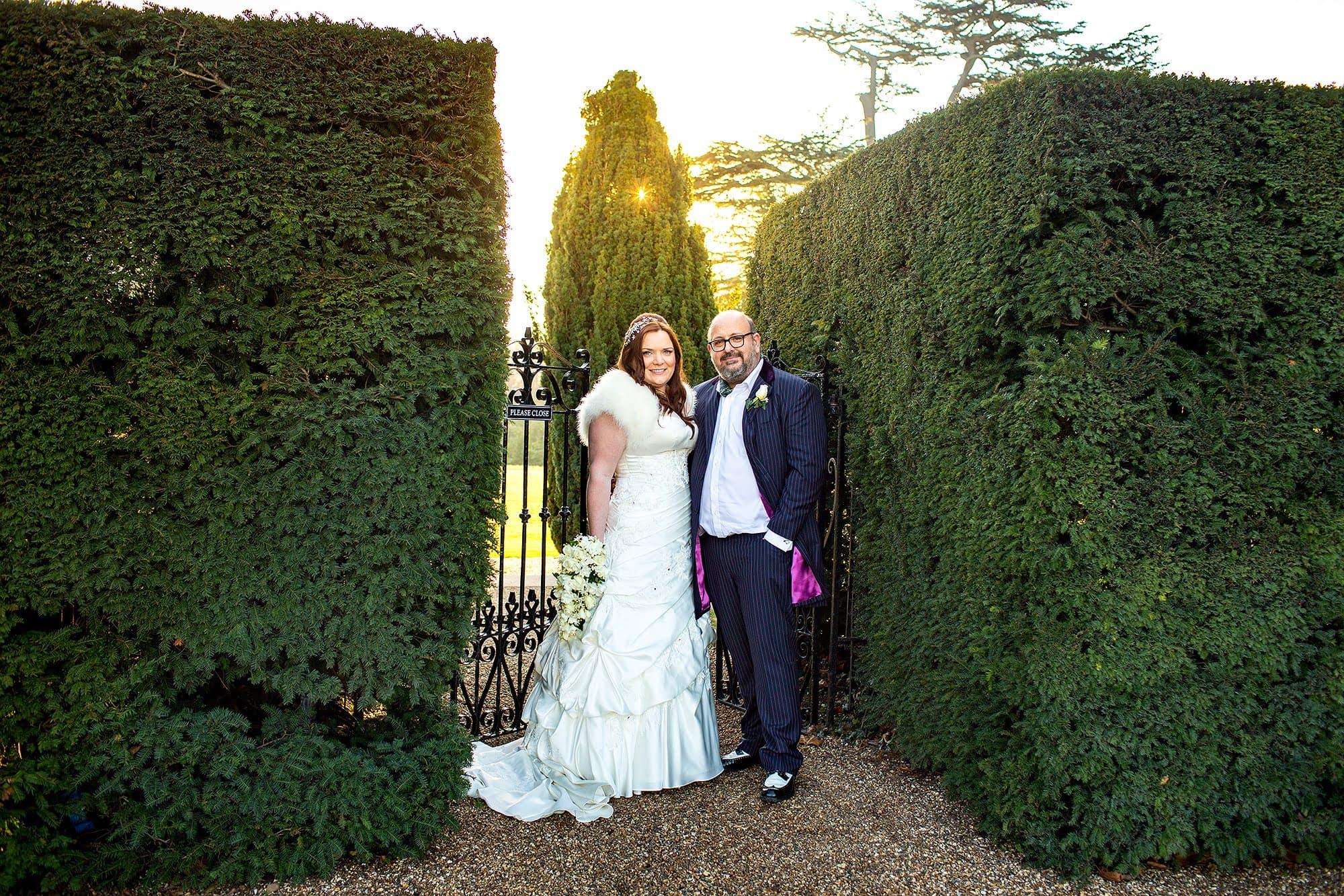 Hedsor House wedding photos of Anna and Tim