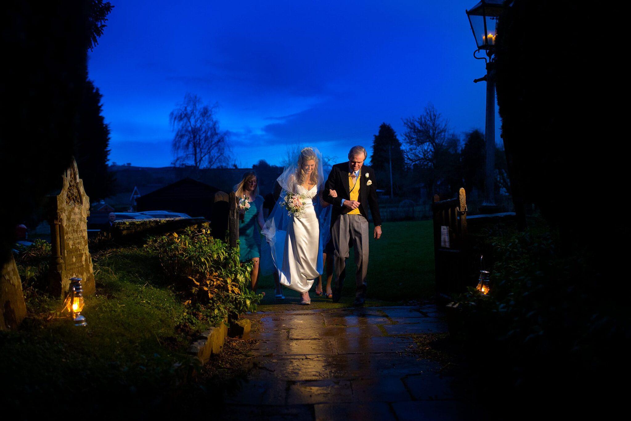 Herefordshire wedding photography of Iona and Greg