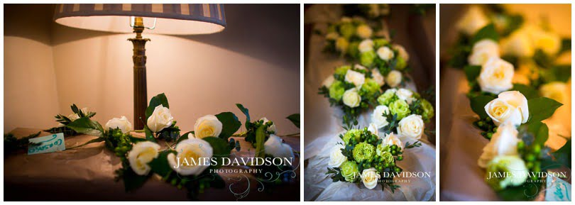 wedding flowers for botleys mansion