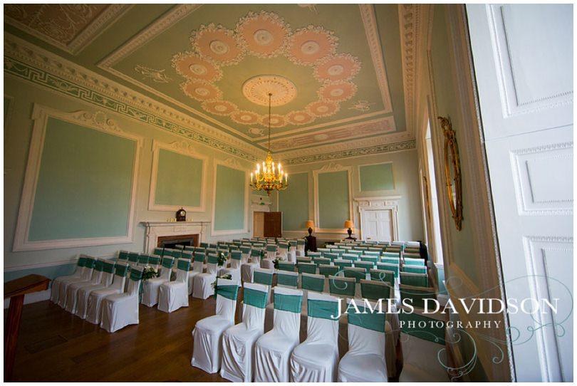 Botleys Mansion winter wedding