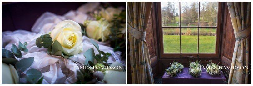 Suffolk wedding flowers