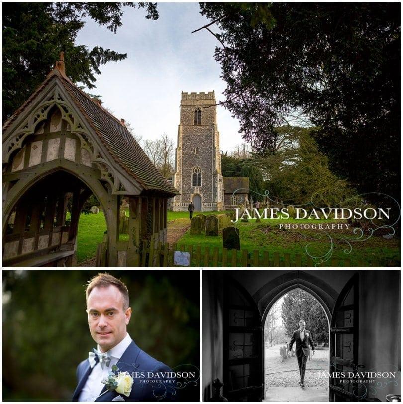 Church for glenham weddings