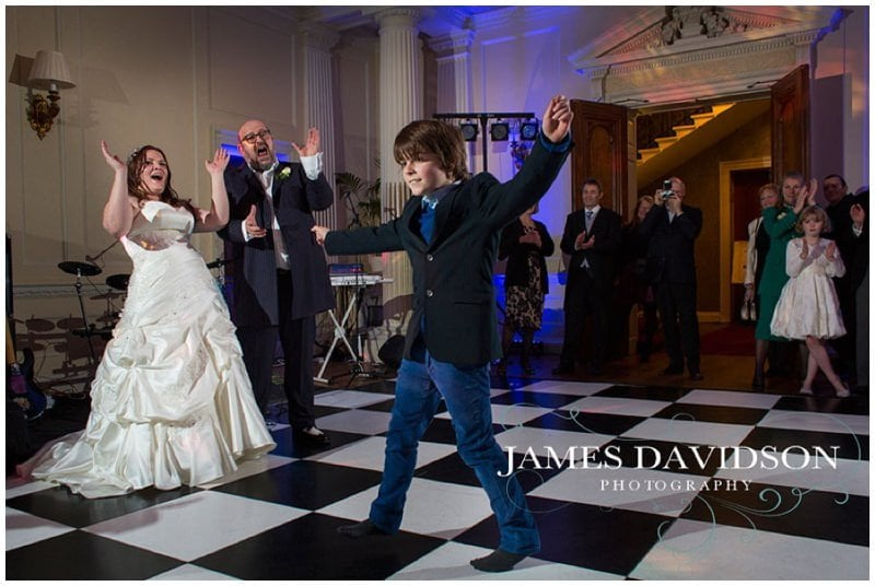 gangam style at hedsor house weddings