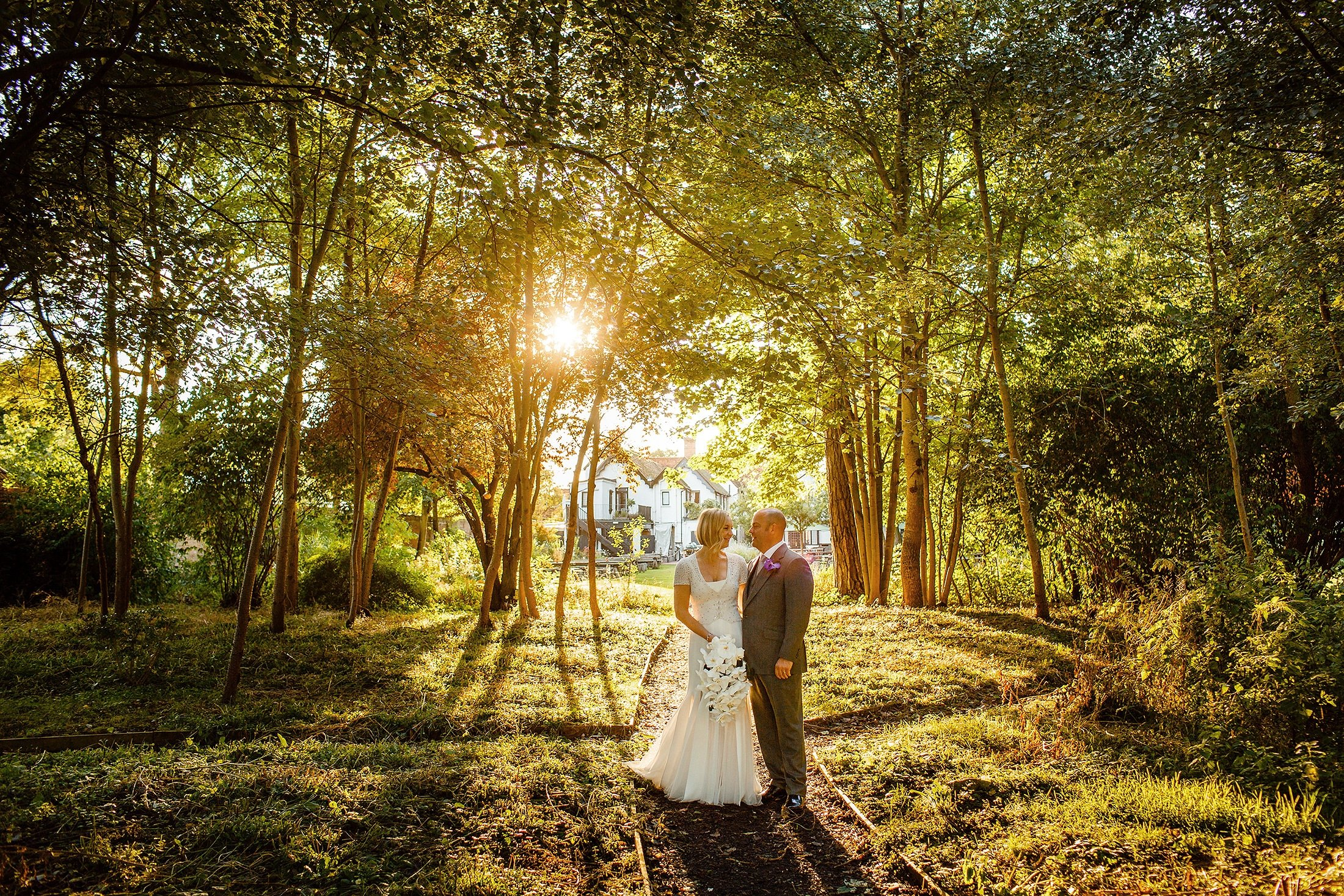 Olde Bell wedding photography of Sarah and Craig