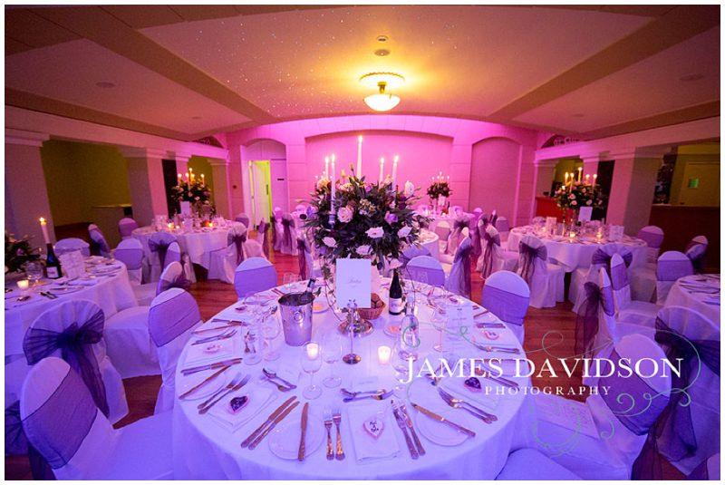 Pembroke Lodge winter wedding