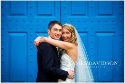 winter wedding at Gosfield