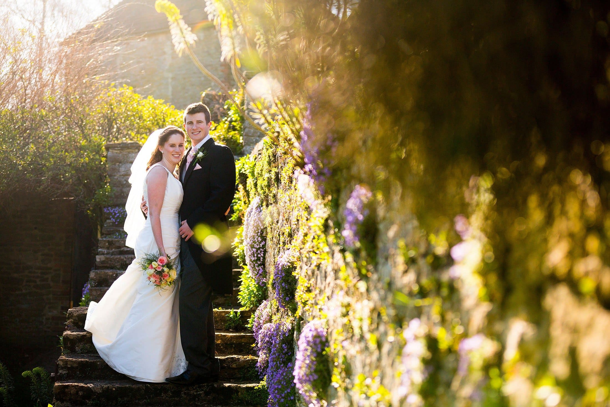 Loseley Park wedding of Nicki & Luke