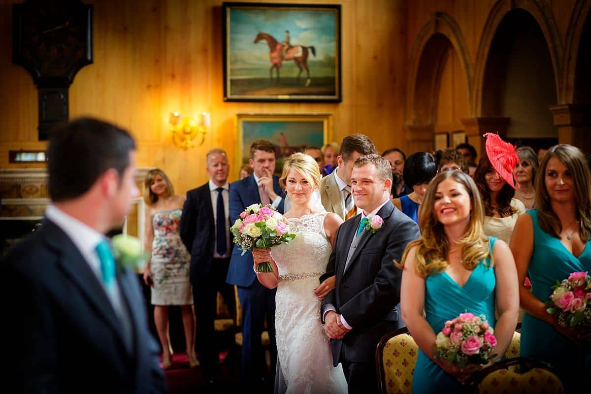 Jockey Club Rooms wedding