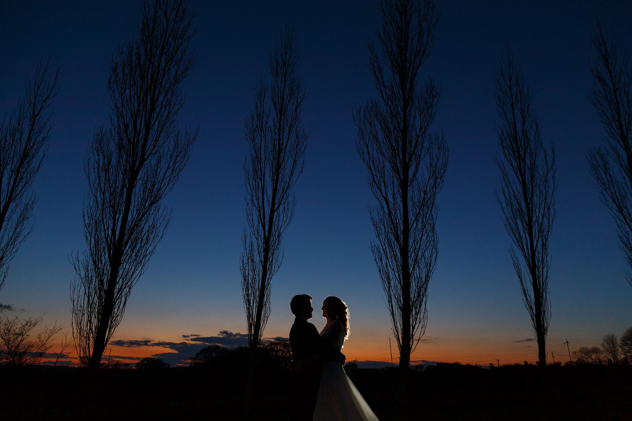 Wiltshire wedding of Katherine and Tom