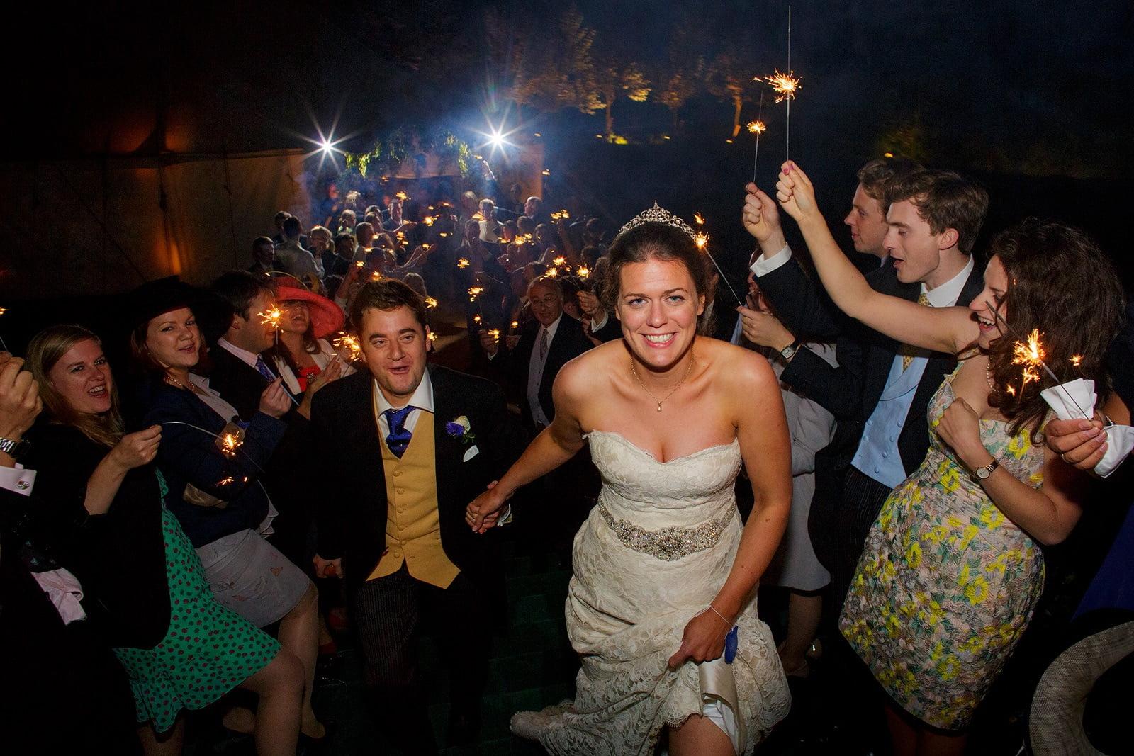 Wedding sparklers | Just One