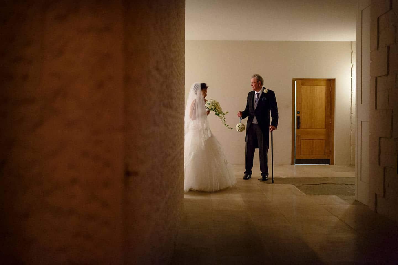 OBE Chapel wedding photographer