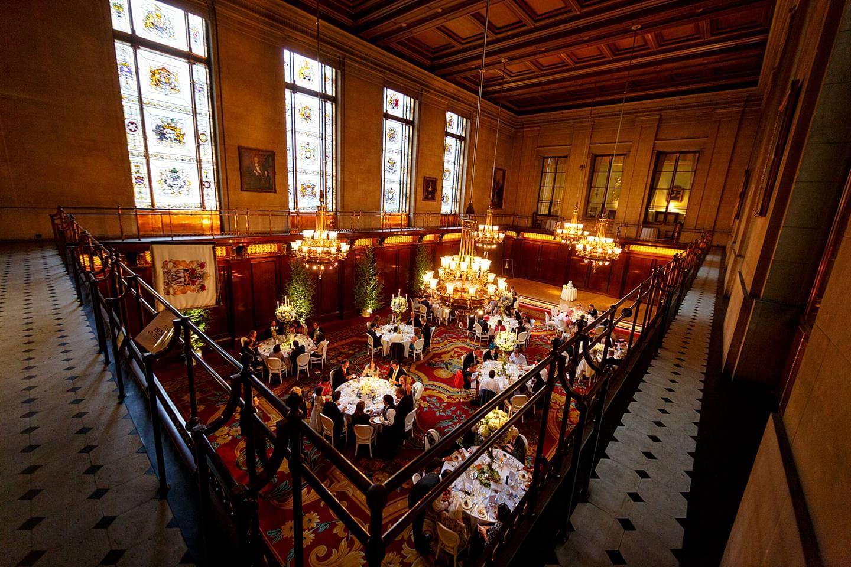 Merchant Taylors Hall wedding venue