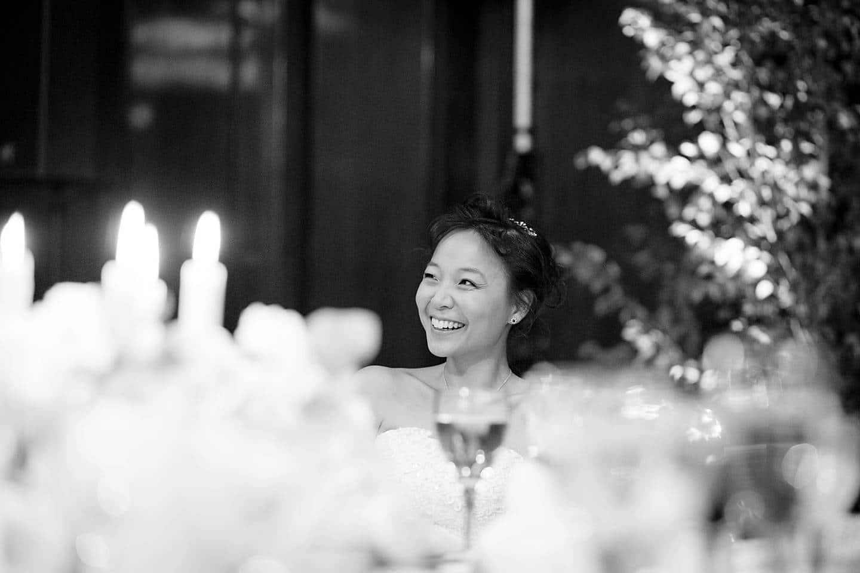 beautiful bride at Merchant Taylors Hall