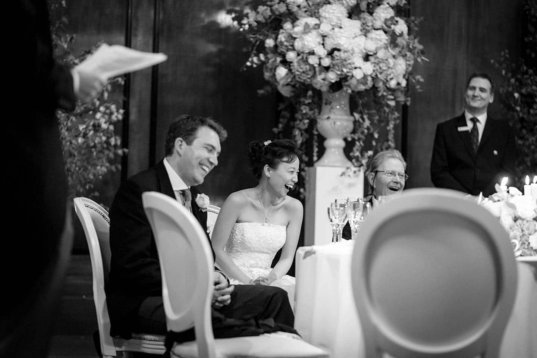 bride at Merchant Taylors Hall wedding