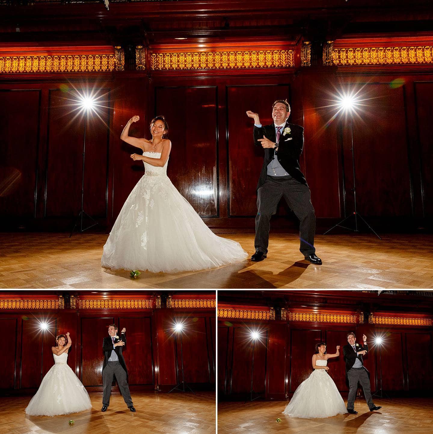 Gangnam Style first dance
