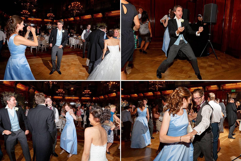 Merchant Taylors dance floor