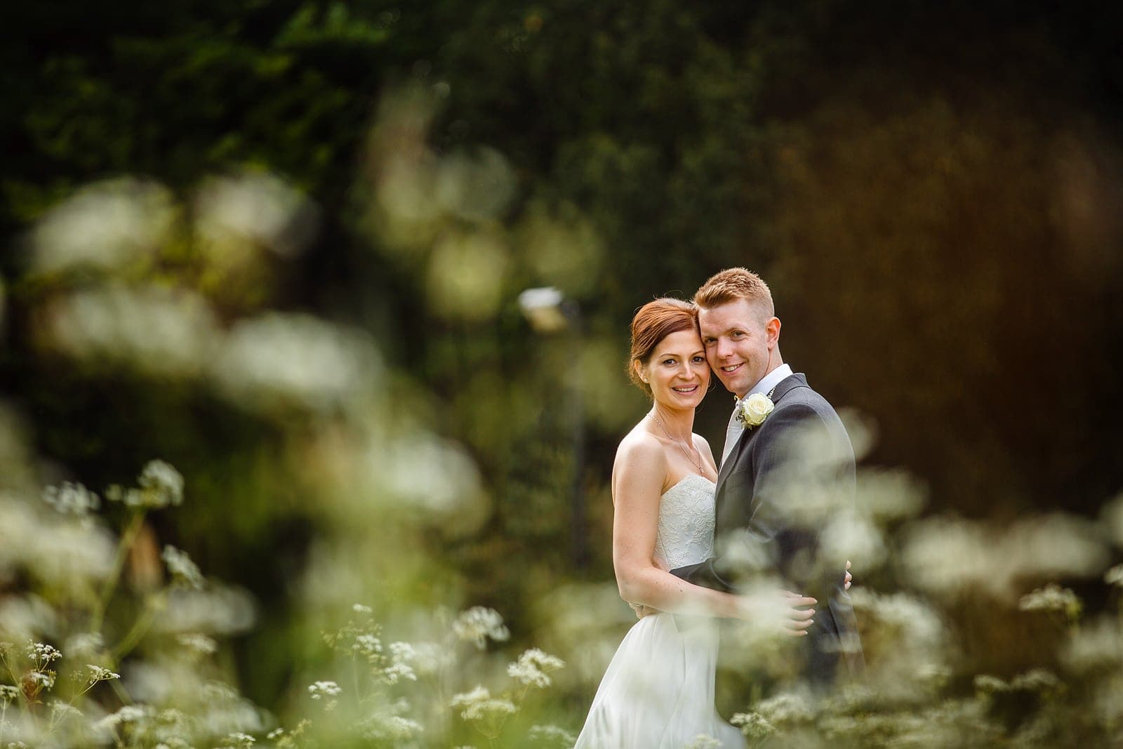Megan & Chris's Hengrave Hall wedding