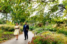 Cambridge Cottage wedding