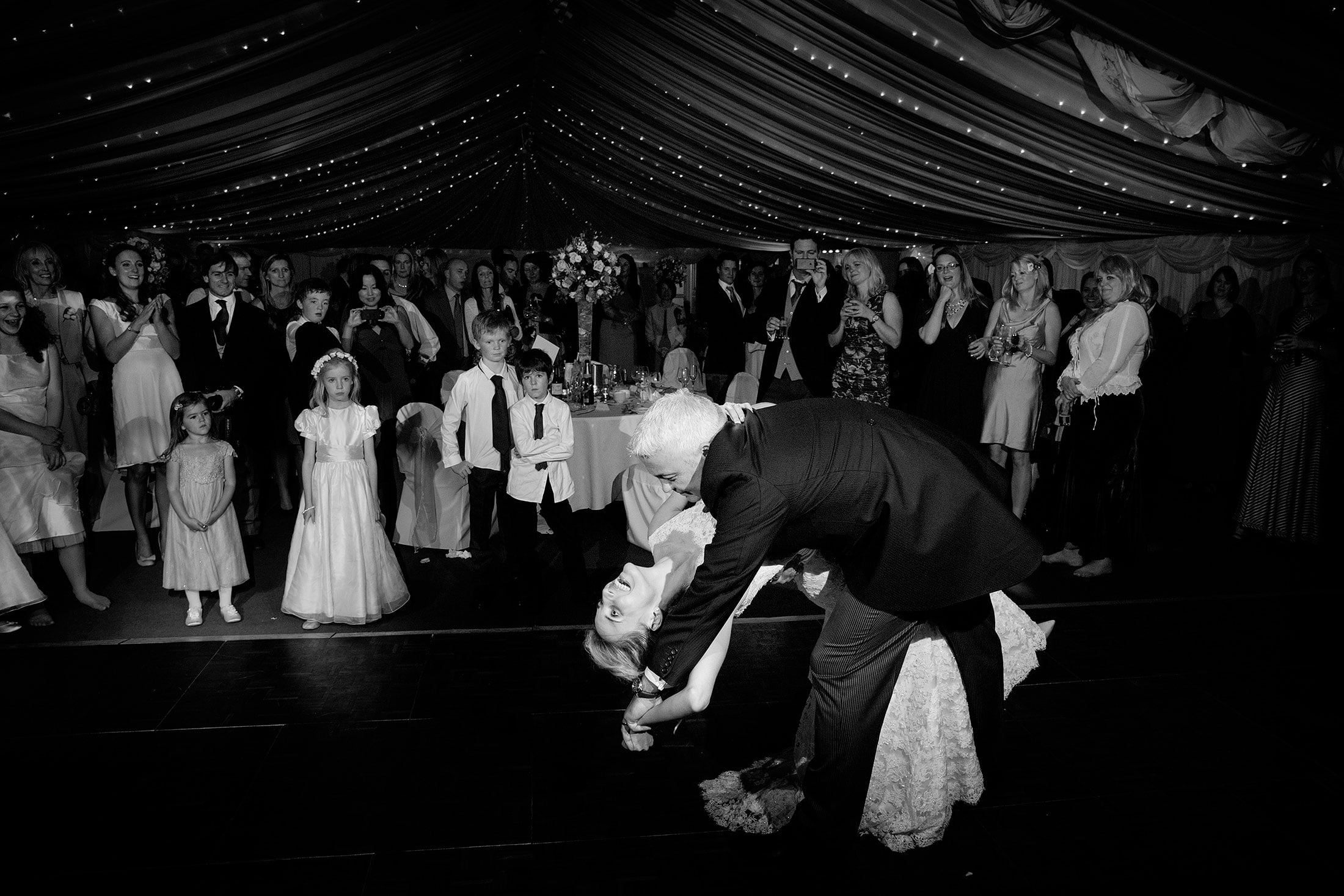 Oakley Hall Hotel wedding