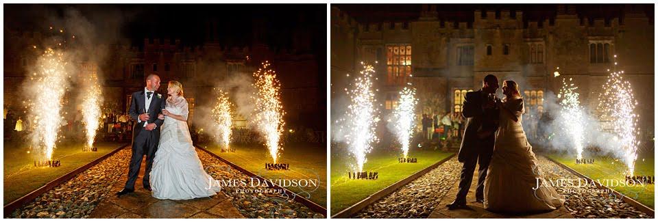 hengrave hall fireworks