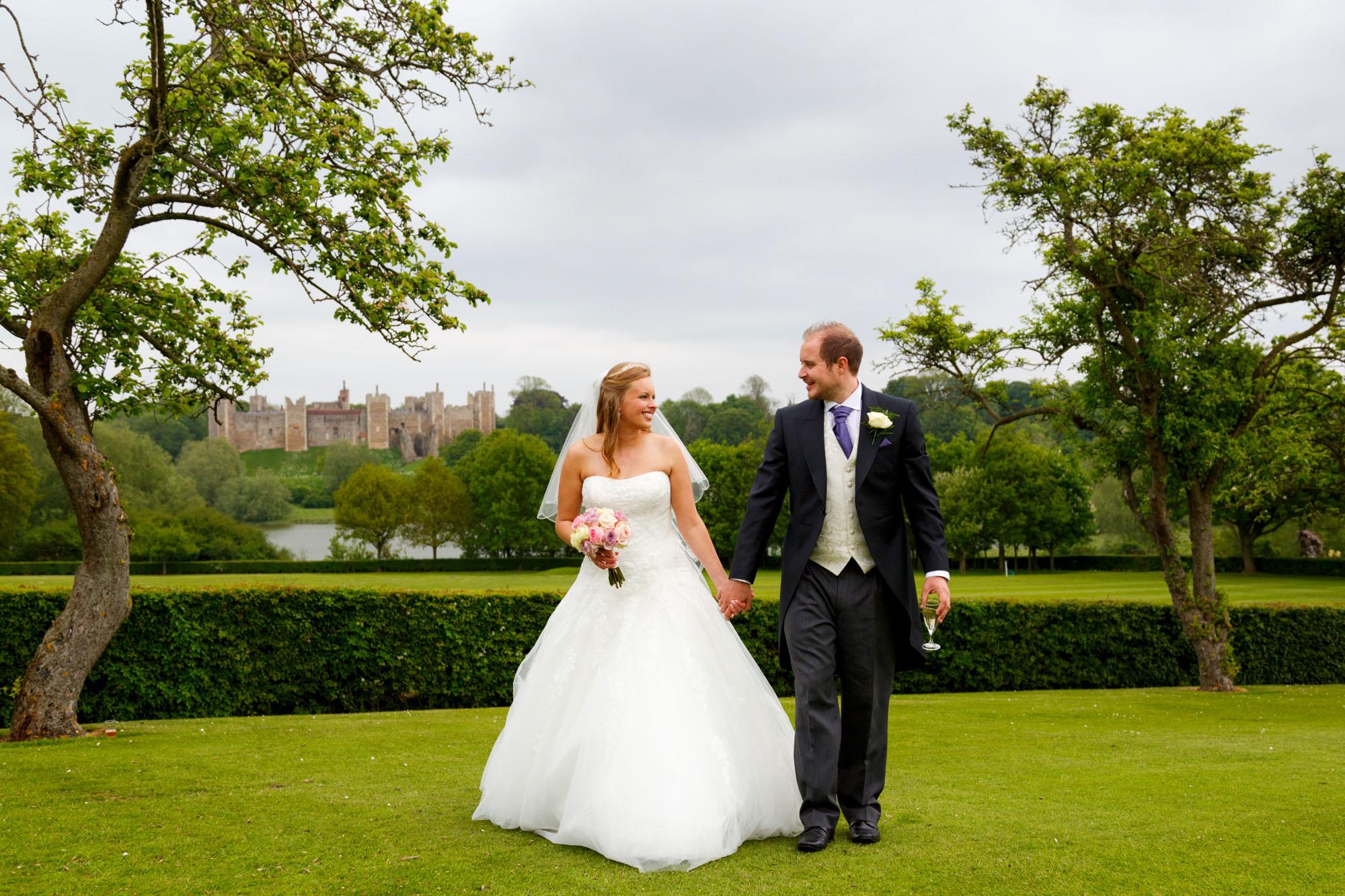 Framlingham College wedding photography | Kirsten & Jamie