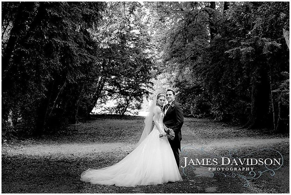 Smeetham Hall Barn wedding photos of Clare and Luke