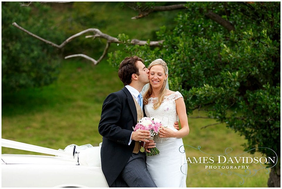 Callow Hall weddings