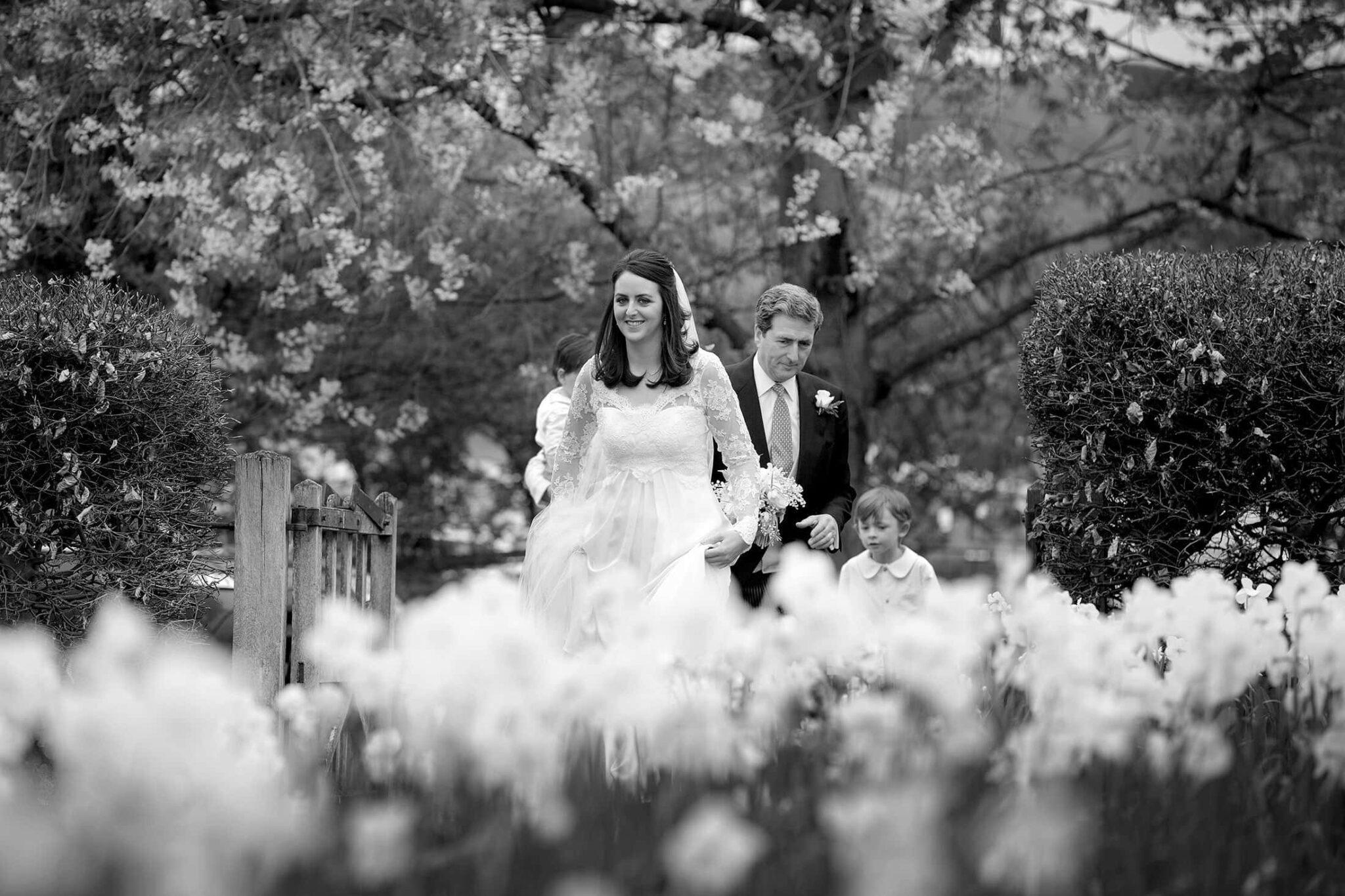 Georgie and James's Suffolk wedding