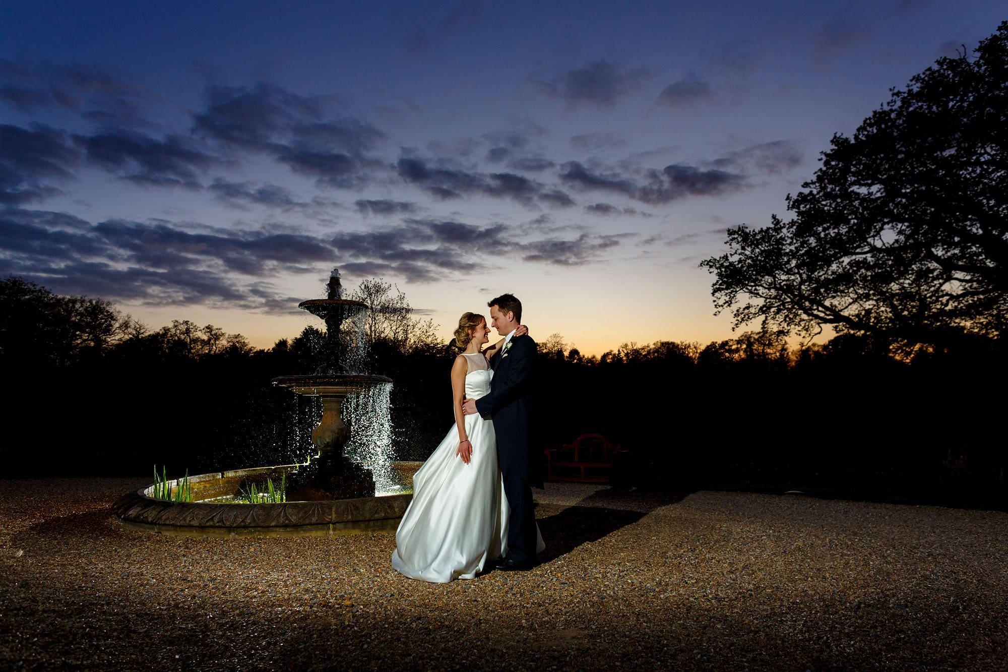 Botleys Mansion spring wedding | Just One
