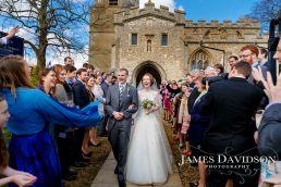 Granary Barns Woodditton spring wedding