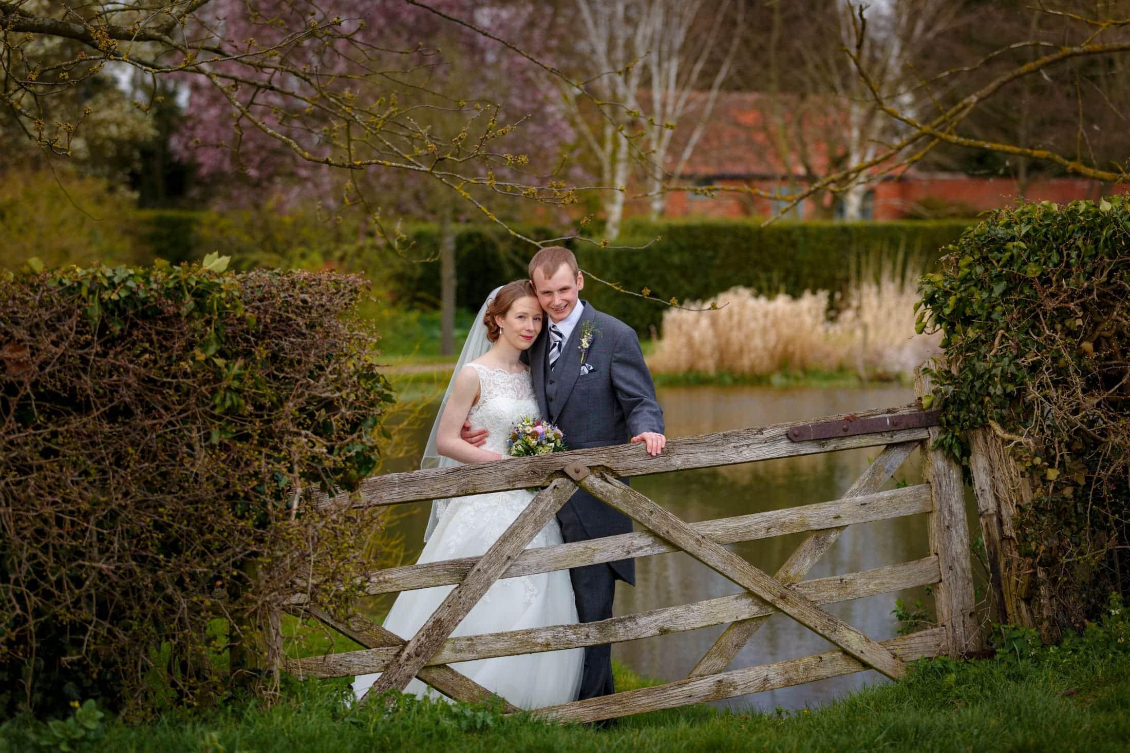 Granary Estates wedding photography of Rachel & Chris