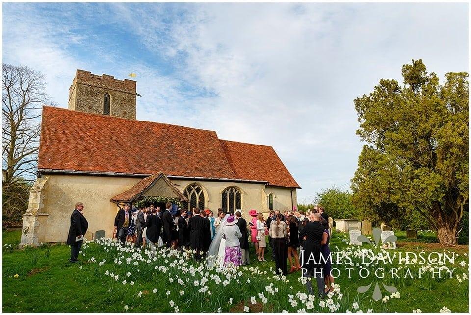 Shelley Church wedding