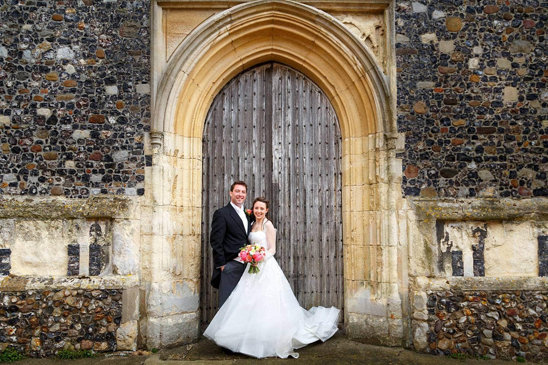 Framlingham Farm wedding