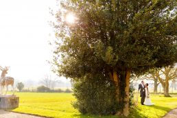 gosfield spring wedding