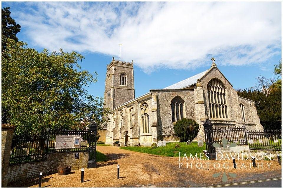 St Michaels Church Framlingham