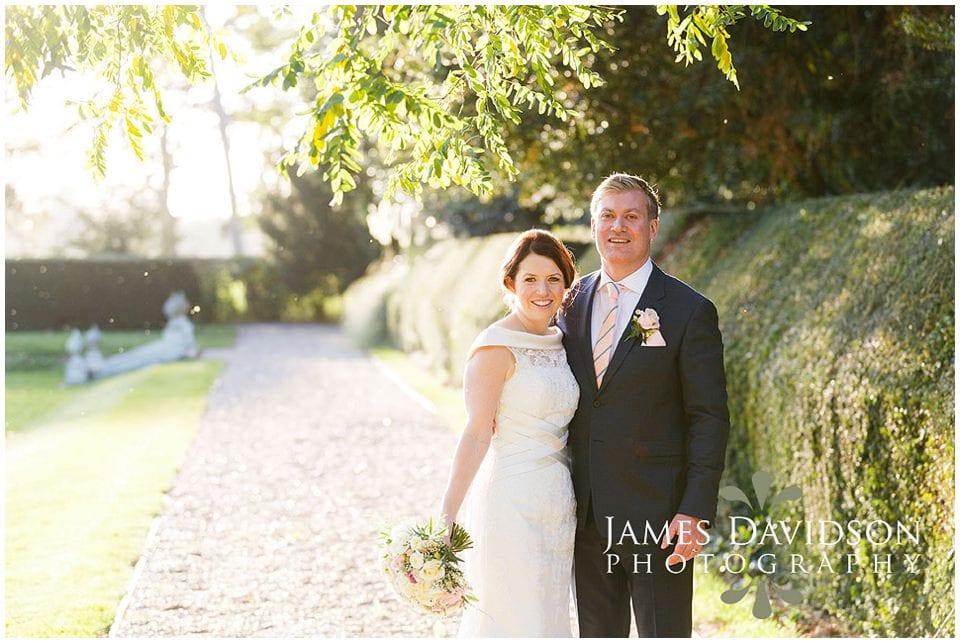 Hengrave Hall autumn weddings
