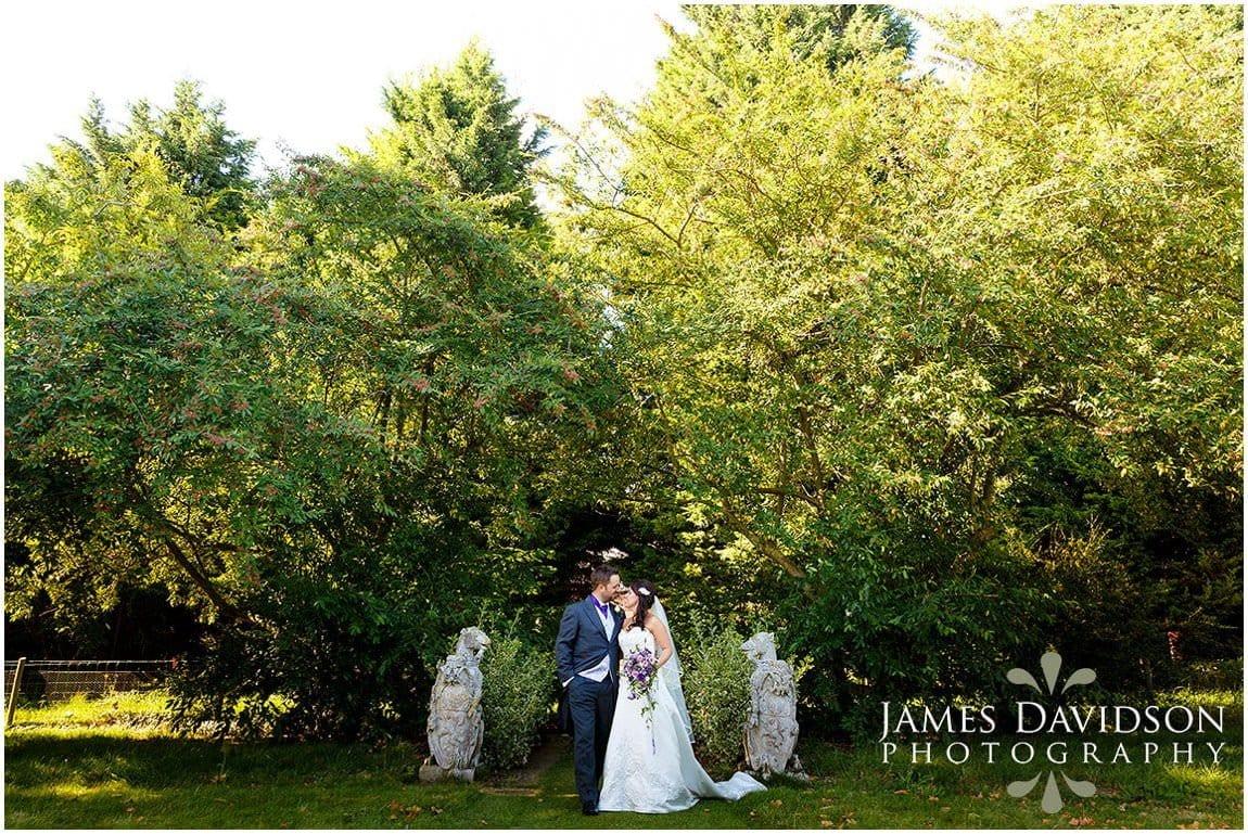 Chippenham Park wedding photographer