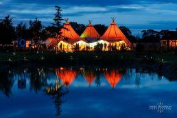 Suffolk tentipi wedding