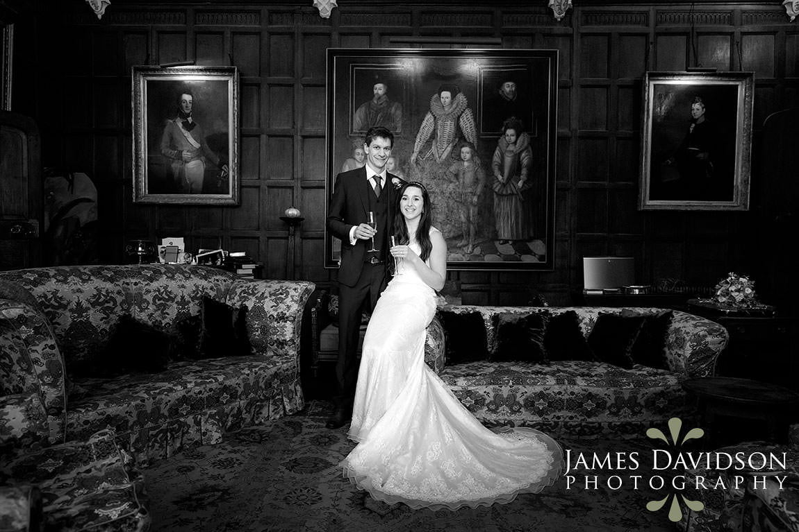 Nether Winchendon House wedding