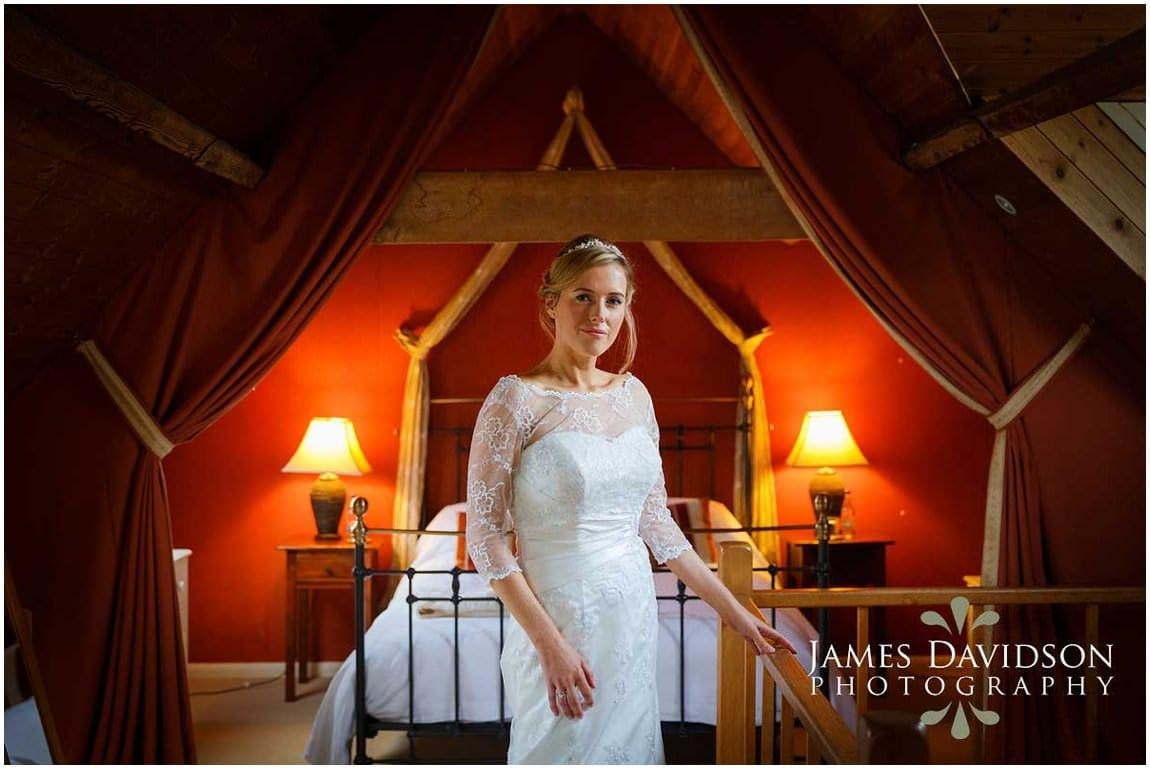 South Farm bride